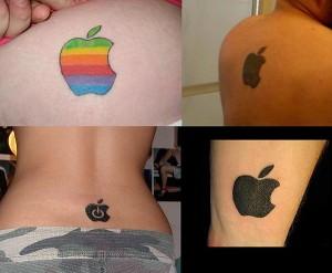 Фанаты Apple: самые оригинальные проявления любви