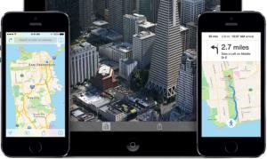 Apple Maps: история и результаты