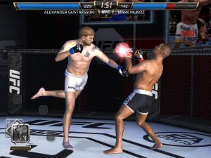 Честный обзор боев без правил UFC от EA Sports