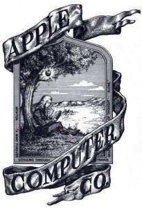 3 логотипа компании Apple
