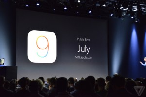 iOS 9 может временно удалять приложения, чтобы освободить память телефона