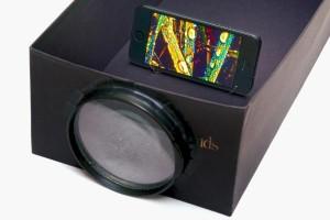 Как сделать проектор для iPhone в домашних условиях