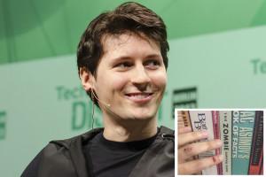 Павел Дуров дерется как девочка?