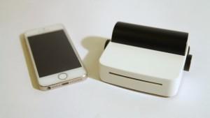 Самый маленький принтер для iPhone — droPrinter