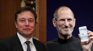 Стив Джобс vs Илон Маск: две противоположности?