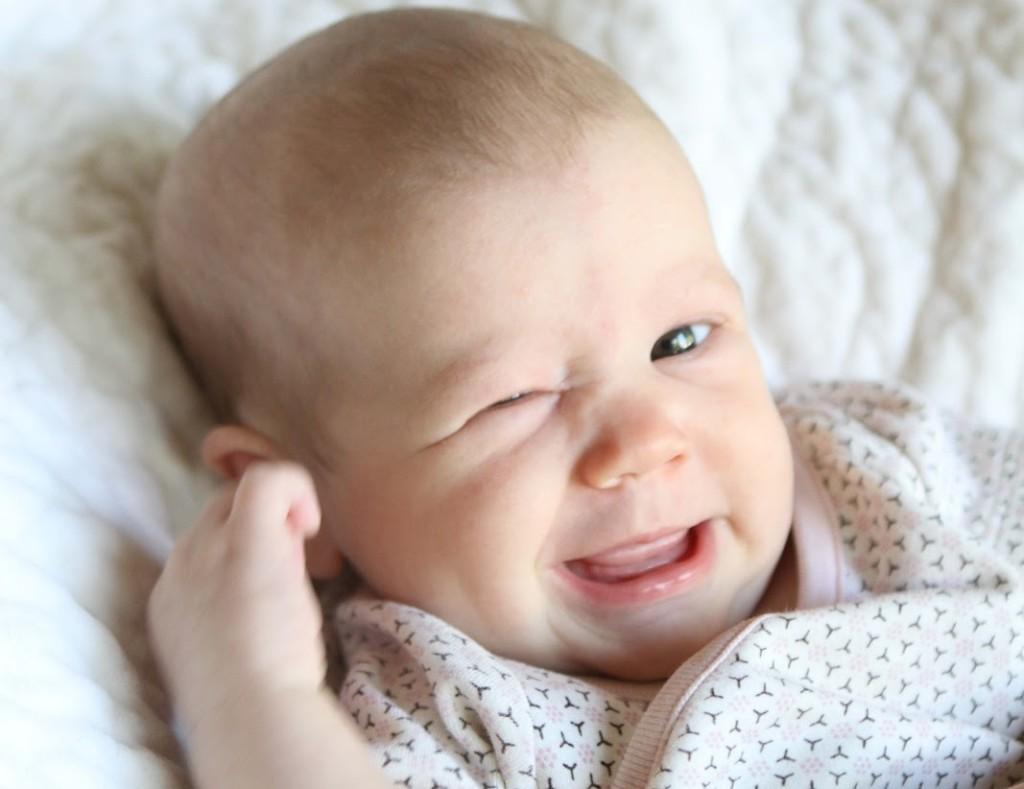 winking-baby