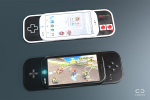 Nintendo, пожалуйста! Новый концепт смартфона от компании с мировым именем