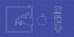 Apple патентует «тактильный» стилус для iPad