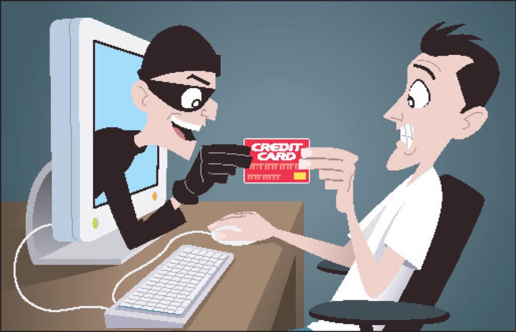 если мошенничество в электронных сетях увидел лишь