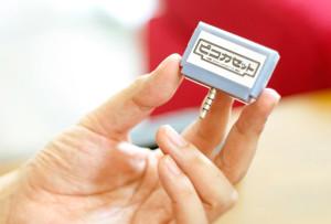 Японские разработчики представили игровые картриджи для смартфонов