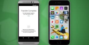 Обзор первого приложения Apple для Android: Move to iOS