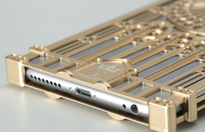Выпущен чехол для iPhone 6s, стоимость которого превышает цену на телефон в 15 раз