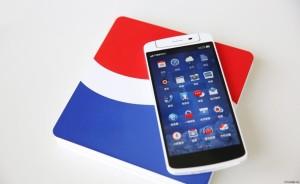 Pepsi представит собственный смартфон
