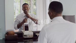 Новые возможности iPhone 6s показали в трех рекламных роликах