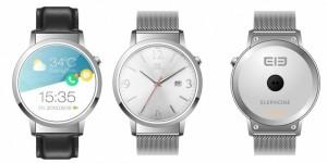 Смарт-часы Elephone с красивым дизайном стоят всего лишь $115