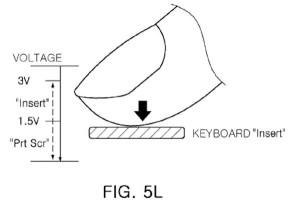 Samsung запатентовала свой аналог 3D Touch