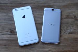 Компания HTC заявила, что Apple копирует у них дизайн, а не наоборот
