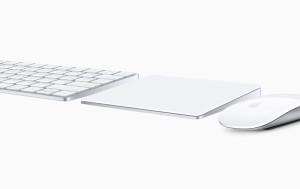 Apple представила Magic Keyboard, Magic Mouse 2 и Magic Trackpad 2