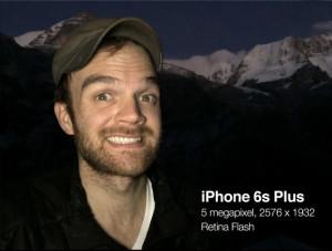 Фотограф проанализировал качество работы камер в iPhone 6s и iPhone 6