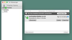 Анонимная сеть Tor приглашает участвовать в бета-тестировании защищенного мессенджера