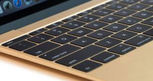 В новых MacBook появится сканер отпечатков Touch ID