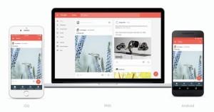 Google+ перезапустилась в новом дизайне