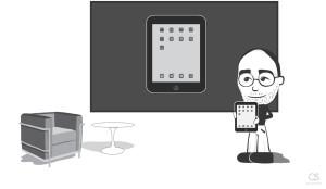 Биографию Стива Джобса представили в виде мультфильма