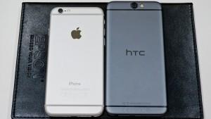 HTC бесплатно поменяет iPhone 6/6s на свой смартфон One A9