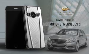Представлена модификация iPhone в стиле Bentley