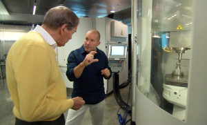 Джонатан Айв показал свою секретную лабораторию дизайна Apple