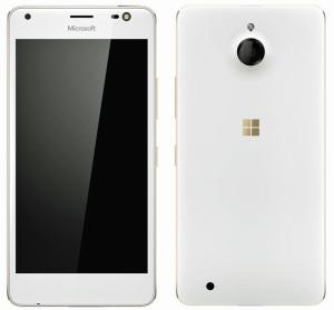 В Сети появились снимки нового смартфона Lumia 850