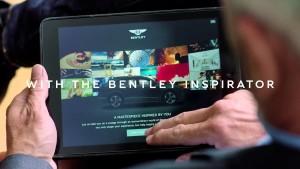 Компания Bentley выпустила приложение, которое выбирает машину по эмоциям человека