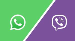 Эксперты рассказали, как избавиться от спама в приложениях Viber и WhatsApp