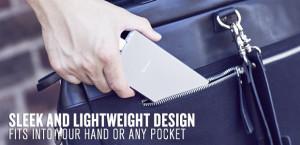 Представлена внешняя батарея для смартфонов, которая заряжается за 5 минут