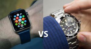 Король умер: Rolex уступили первенство Apple Watch