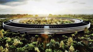 Новый кампус Apple: нет пределов совершенству