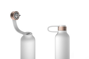 Philips представила бутылку-аккумулятор для iPhone