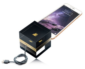 Представлена самая дорогая зарядная станция для iPhone