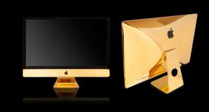 Британские дизайнеры создали ювелирный iMac