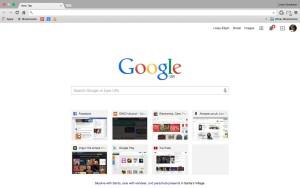 Google представит новую версию Chrome, выполненную в стиле Material Design