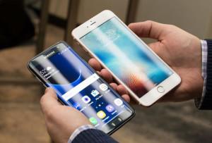 Samsung Galaxy 7 против iPhone 6s: обзор корейской новинки и флагмана Apple