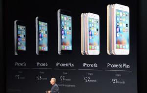 Опубликован рейтинг самых популярных смартфонов Apple