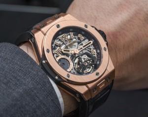 Швейцарский часовой бренд Hublot представит свой вариант смарт-часов