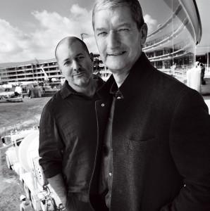 Тим Кук и Джонатан Айв дали интервью о том, зачем нам нужен дизайн