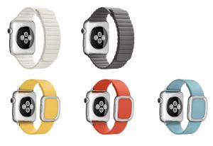 Новая коллекция ремешков для Apple Watch насчитывает 26 моделей