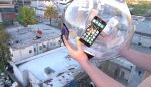 Безумства ради: американец разбил сразу 14 iPhone 6s
