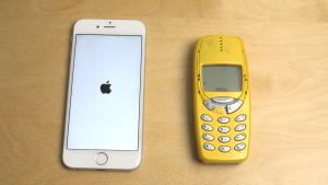 Журналист поменял свой iPhone 6 Plus на Nokia 3310