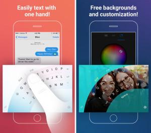 Microsoft выпустила клавиатуру для набора текста одной рукой для iOS-девайсов