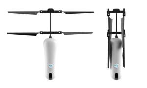 Создан дрон для того, чтобы делать селфи