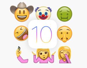 Новые emoji в iOS 10: какими они будут?